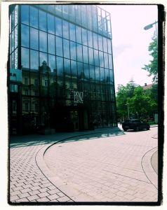 The Penz - Hotel, Innbsruck, Arch. Schwamberger