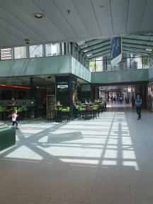 in den Rathausgallerien Innsbruck, Arch. Dominique Perault