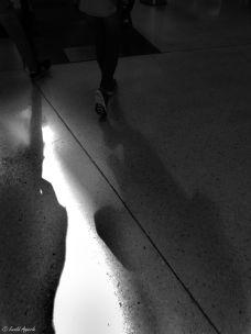 """Zwei Schatten"""