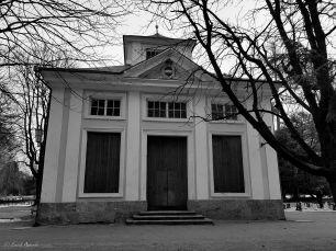 Pavillon Hofgarten Innsbruck Feb. 2018