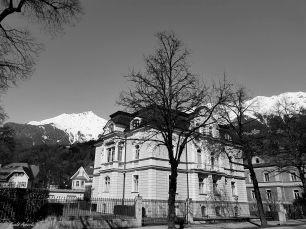 Stadtvilla Innsbruck - Pradler Saggen