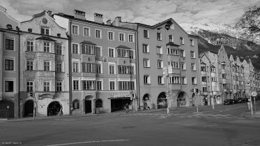 Stafthäuser Innsbruck- Pradler Saggen