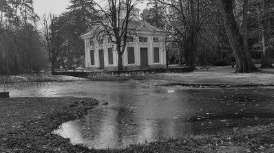 Pavillion Innsbrucker Hofgarten